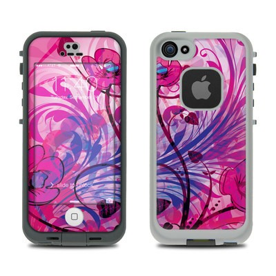 LifeProof iPhone 5S Fre Case Skin - Spring Breeze