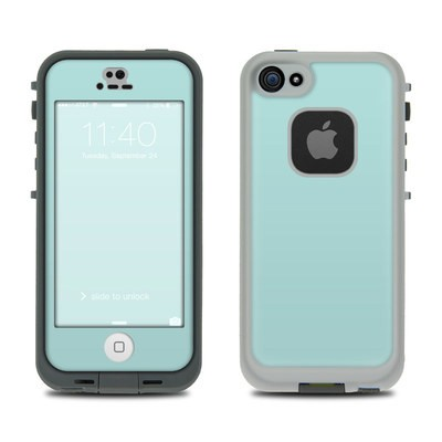 Lifeproof iPhone 5S Fre Case Skin - Solid State Mint