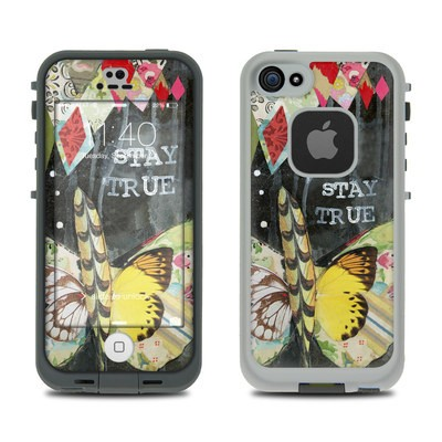 Lifeproof iPhone 5S Fre Case Skin - Stay True