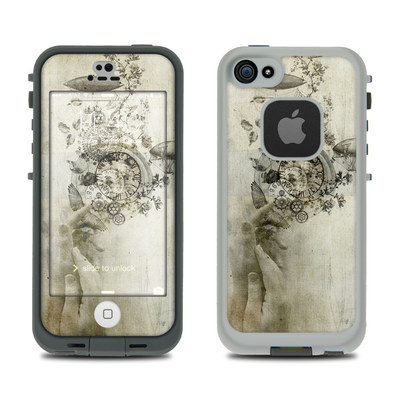 LifeProof iPhone 5S Fre Case Skin - Steamtime
