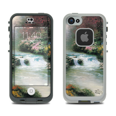 LifeProof iPhone 5S Fre Case Skin - Beside Still Waters