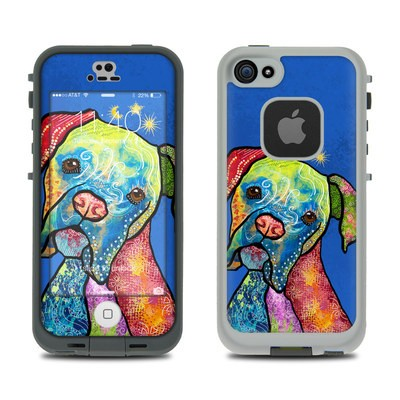 Lifeproof iPhone 5S Fre Case Skin - Sun Moon Stars