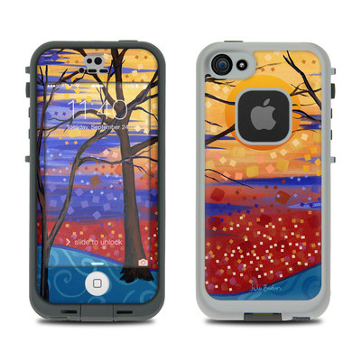 LifeProof iPhone 5S Fre Case Skin - Sunset Moon