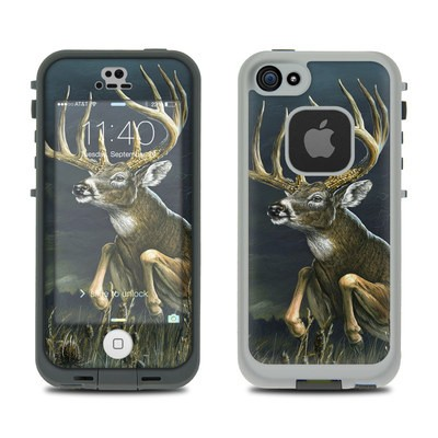 LifeProof iPhone 5S Fre Case Skin - Thunder Buck
