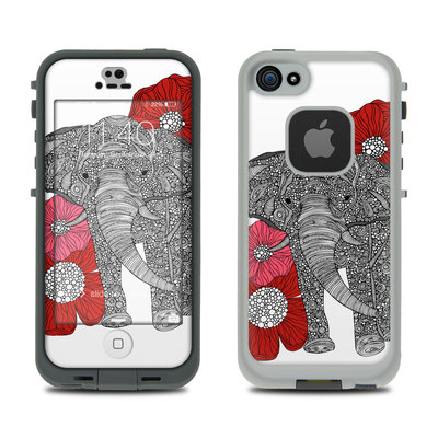 LifeProof iPhone 5S Fre Case Skin - The Elephant