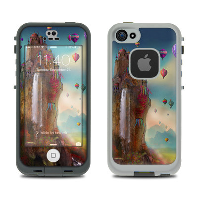 LifeProof iPhone 5S Fre Case Skin - The Festival