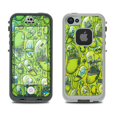 Lifeproof iPhone 5S Fre Case Skin - The Hive