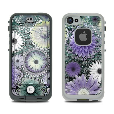 Lifeproof iPhone 5S Fre Case Skin - Tidal Bloom