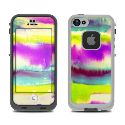 Lifeproof iPhone 5S Fre Case Skin - Tidal Dream