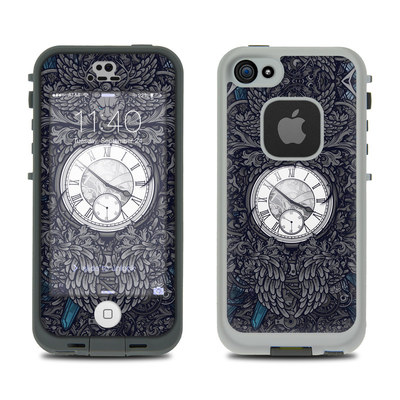 LifeProof iPhone 5S Fre Case Skin - Time Travel