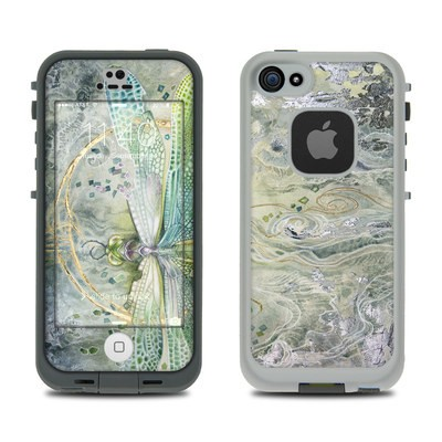 Lifeproof iPhone 5S Fre Case Skin - Transition