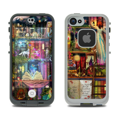 LifeProof iPhone 5S Fre Case Skin - Treasure Hunt