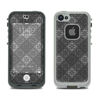 LifeProof iPhone 5S Fre Case Skin - Tungsten