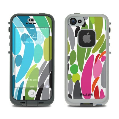 Lifeproof iPhone 5S Fre Case Skin - Twist