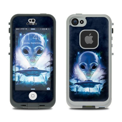 Lifeproof iPhone 5S Fre Case Skin - UFO
