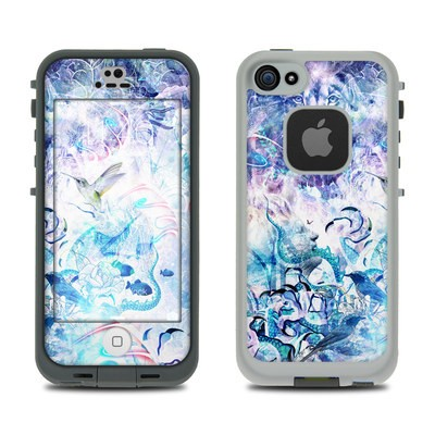 Lifeproof iPhone 5S Fre Case Skin - Unity Dreams