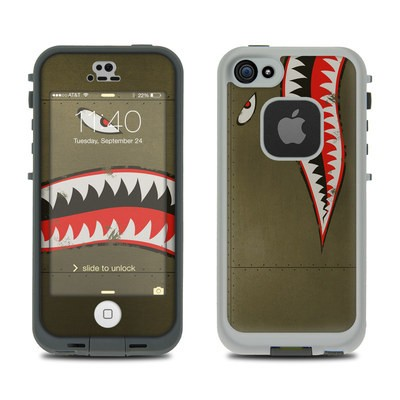 Lifeproof iPhone 5S Fre Case Skin - USAF Shark