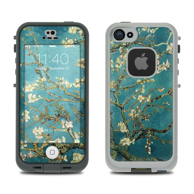LifeProof iPhone 5S Fre Case Skin - Blossoming Almond Tree
