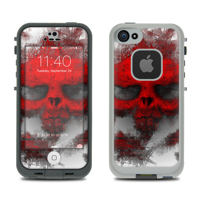 LifeProof iPhone 5S Fre Case Skin - War Light