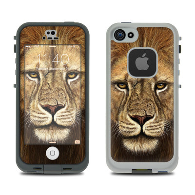 LifeProof iPhone 5S Fre Case Skin - Warrior
