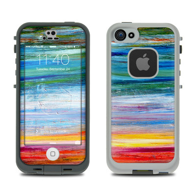 LifeProof iPhone 5S Fre Case Skin - Waterfall