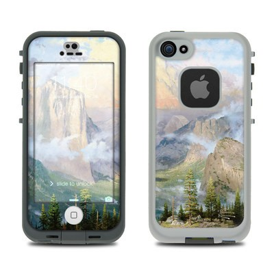 Lifeproof iPhone 5S Fre Case Skin - Yosemite Valley