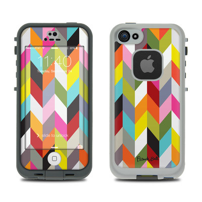 LifeProof iPhone 5S Fre Case Skin - Ziggy Condensed