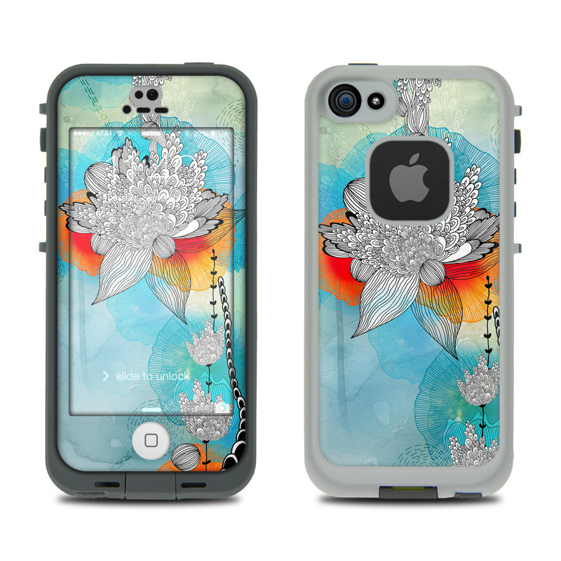 lifeproof iphone 5s case lifeproof iphone 5s fre skin coral by iveta abolina 1541