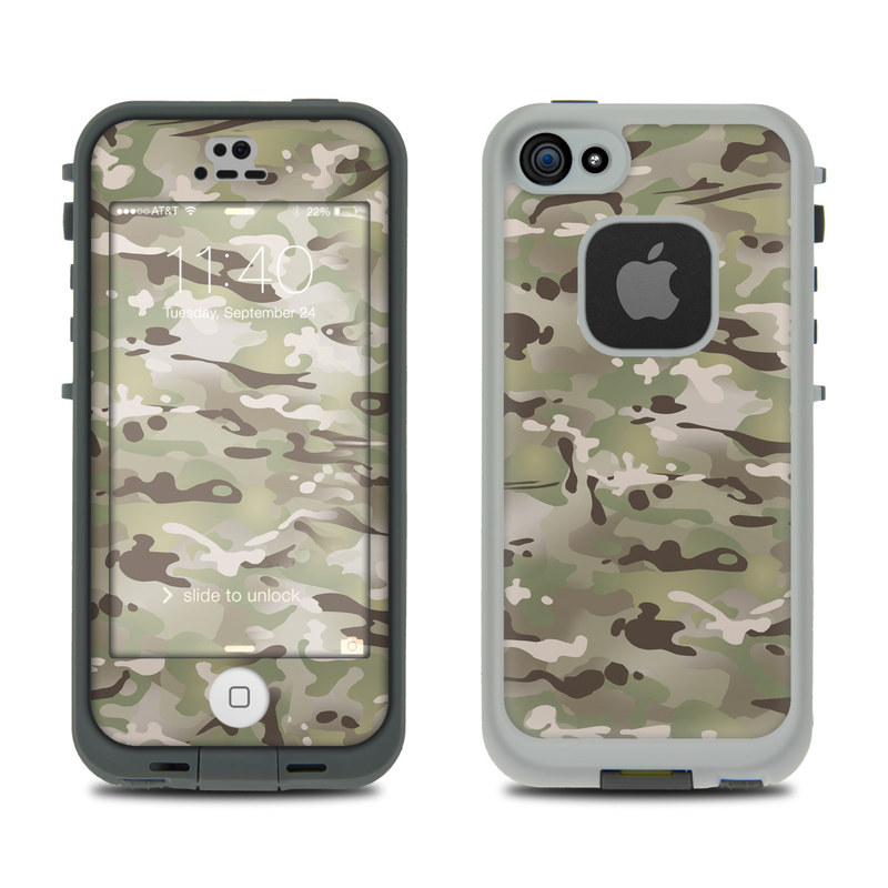 sports shoes 1e347 32070 LifeProof iPhone 5S Fre Case Skin - FC Camo