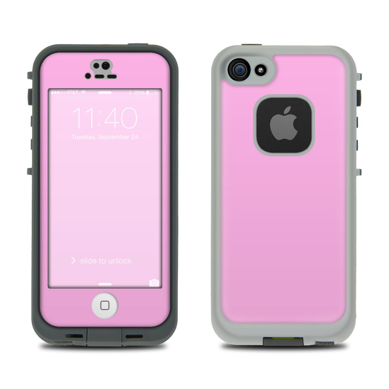 iphone 5s cases lifeproof lifeproof iphone 5s fre skin solid state pink by 4305