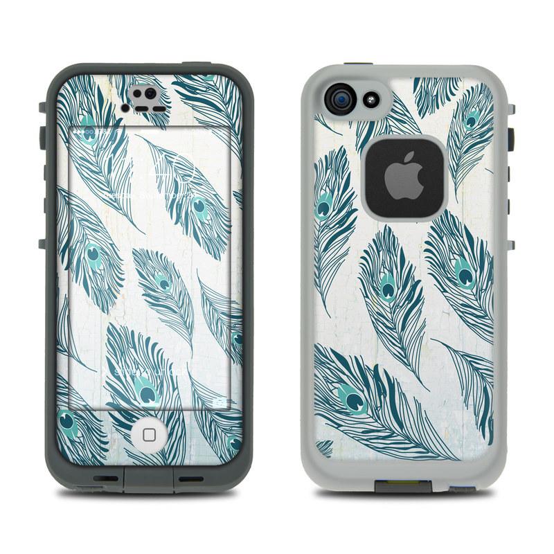 LifeProof iPhone 5S Fre Case Skin - Vanity by Brooke Boothe DecalGirl