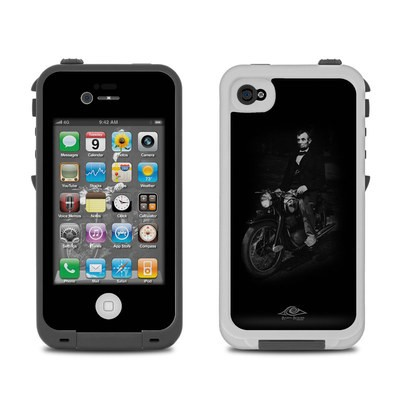 Lifeproof iPhone 4 Case Skin - Abe