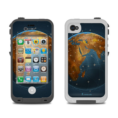 Lifeproof iPhone 4 Case Skin - Airlines