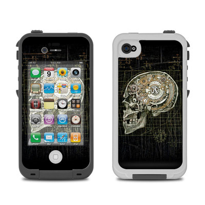 Lifeproof iPhone 4 Case Skin - Anima Autonima
