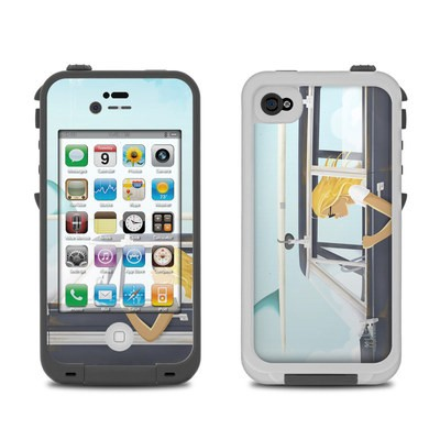 Lifeproof iPhone 4 Case Skin - Anticipation