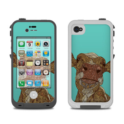 Lifeproof iPhone 4 Case Skin - Arabella