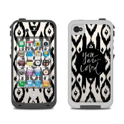 Lifeproof iPhone 4 Case Skin - You Are Loved