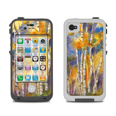 Lifeproof iPhone 4 Case Skin - Aspens