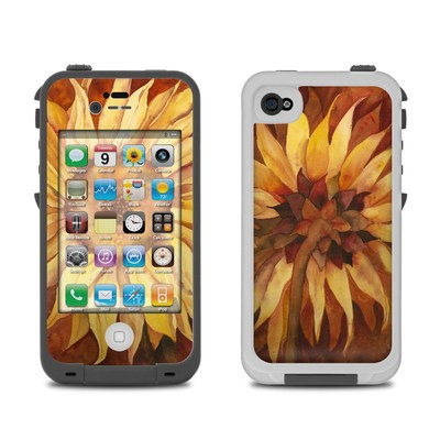 Lifeproof iPhone 4 Case Skin - Autumn Beauty