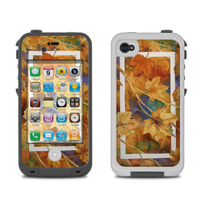 Lifeproof iPhone 4 Case Skin - Autumn Days