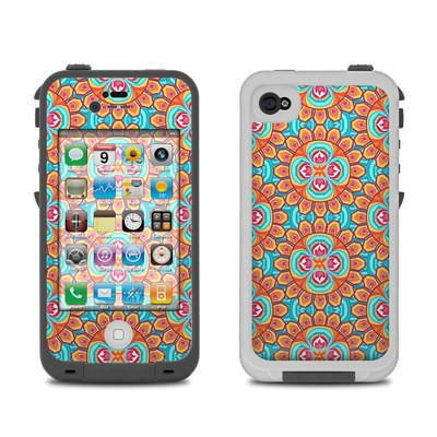 Lifeproof iPhone 4 Case Skin - Avalon Carnival