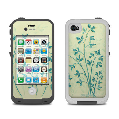 Lifeproof iPhone 4 Case Skin - Beauty Branch