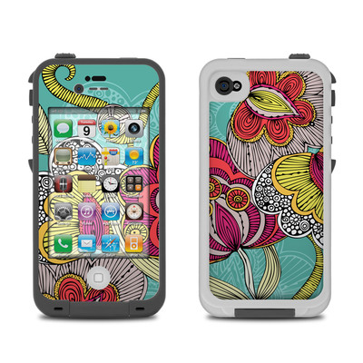 Lifeproof iPhone 4 Case Skin - Beatriz