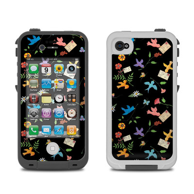 Lifeproof iPhone 4 Case Skin - Birds