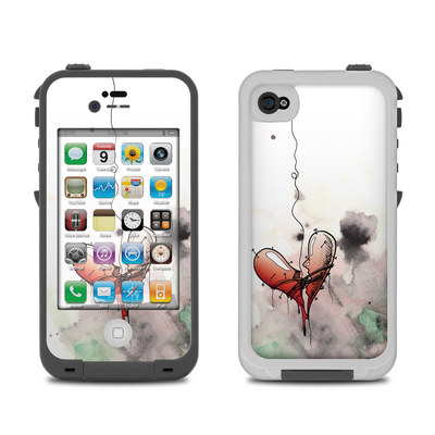 Lifeproof iPhone 4 Case Skin - Blood Ties