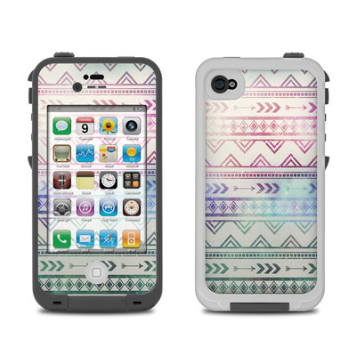 Lifeproof iPhone 4 Case Skin - Bohemian