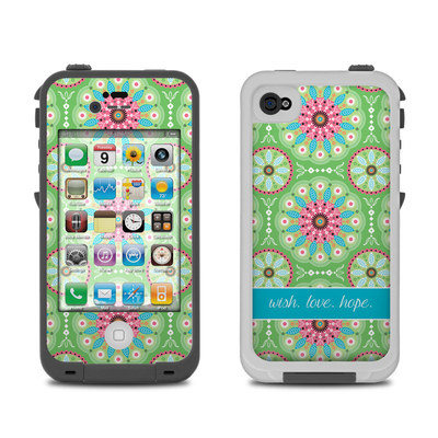 Lifeproof iPhone 4 Case Skin - Boho