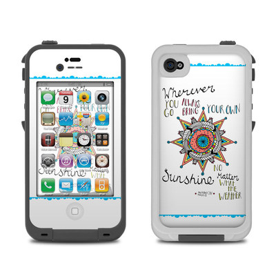 Lifeproof iPhone 4 Case Skin - Bring Your Own