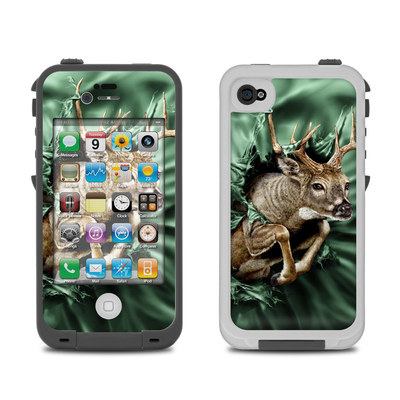 Lifeproof iPhone 4 Case Skin - Break Through Deer