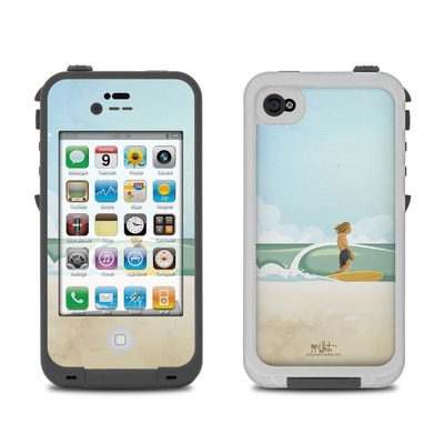 Lifeproof iPhone 4 Case Skin - Casual Friday